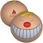 Funny Face Laughter Stress Balls